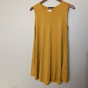 NWT Brandy Melville sleeveless tunic or tank dress